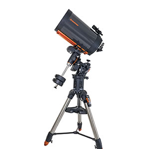 Celestron Telescope CGE Pro 1400 FASTAR Schmidt-Cassegrain with Computerized Mount, GPS Compatible