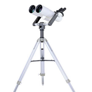 Vixen BT125A 125mm Binocular Telescope Package with 2 LVW22mm eyepieces, Tripod, Fork Mount