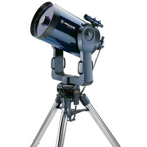 Meade 14 inch LX200-ACF (f/10) Telescope without Tripod