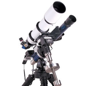 Meade Series 6000 130mm ED Triplet APO Refractor w/ LX800 EQ Mount and Starlock