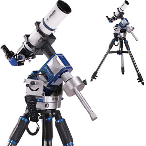 Meade Series 6000 80mm ED Triplet APO Refractor Telescope with LX80 Multi-Mount
