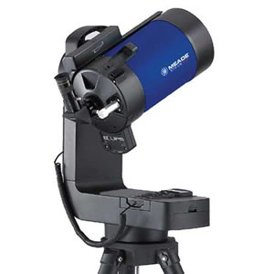 Meade LS LightSwitch 6 inch Go-to Schmidt Cassegrain altazimuth Telescope, UHTC multicoatings, automatic sky alignment, and built-in color CCD camera
