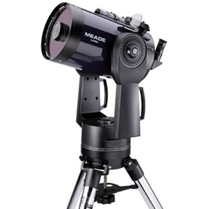 Meade LX90-SC 8 inch Go-to altazimuth Schmidt-Cassegrain, with UHTC multicoatings and GPS