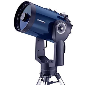 Meade LX90-SC 12 inch Go-to altazimuth Schmidt-Cassegrain, with UHTC multicoatings and GPS