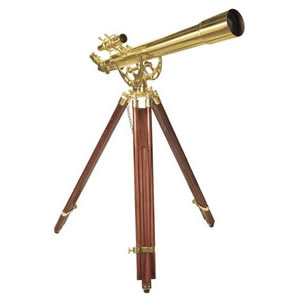 Barska Anchor Master Brass Refractor Telescopes