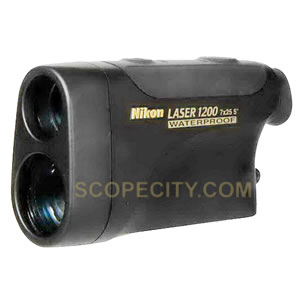 Nikon Monarch Gold Laser 1200 Range Finder