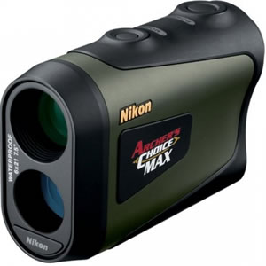 Nikon Archer's Choice Laser Rangefinder MAX with APG Camo Case