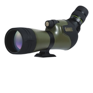 Vanguard Endeavor Series spotting scope, waterproof and fogproof, 16-48x65 Angled