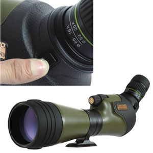 Vanguard Endeavor Series spotting scope waterproof and fogproof 20-60x82 Angled