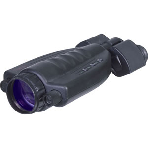 ATN Night Shadow-HPT 5.0x Night Vision Biocular Black 5x Magnification 2nd Generation HPT Intensifier