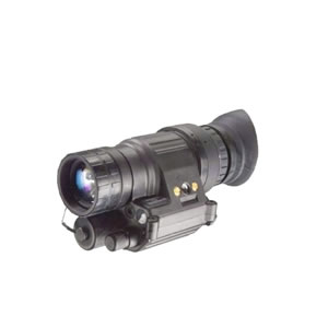 ATN PVS14-3A 1AA Generation 3A Select Alpha 64-72 lp/mm Resolution Night Vision Monocular