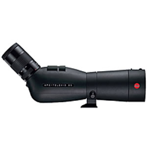 Leica Televid APO 65mm Angled Spotting Scope with 25-50x Zoom