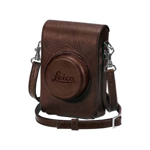 Leica D-LUX 5 Camera Leather Case 18723 - Brown
