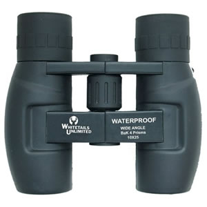 Pentax Whitetails Unlimited 10x25 DCF Waterproof Binoculars