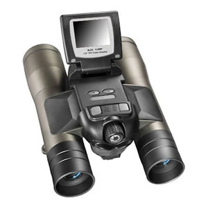 Barska 8 x 32mm Point 'N View Digital Imaging Binocular with 8.0 MP, 4x Digital Zoom, SD Card Slot and 1.5 inch LCD Screen