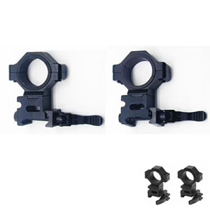 Konus Riflecope Mounts Quick-Ring Universal - High Version