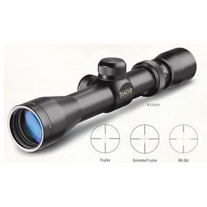 Simmons Handgun Scope Prohunter 2-6X32 Matte, Truplex Reticle