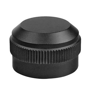 Pentax Windage and Elevation Caps for Pentax Gameseeker Riflescopes, (Replacement, Matte)