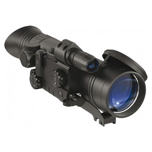 Pulsar Sentinel G2+ Night Vision Rifle Scope 4x60 Mil-Dot reticle