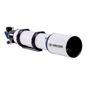 Meade Series 6000 130mm ED Triplet Refractor, 910mm Focal Length, 8x50 Viewfinder