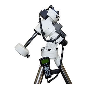 iOptron iEQ45 computerized German equatorial mount with upgraded clutch