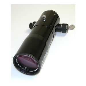 Astronomy Technologies Astro-Tech AT72ED 72mm f/6 ED Doublet Refractor OTA, black tube