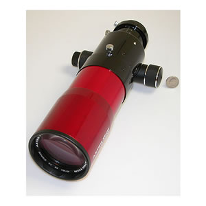 Astronomy Technologies Astro-Tech AT72ED 72mm f/6 ED doublet refractor, red tube