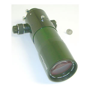 Astronomy Technologies Astro-Tech AT72ED 72mm f/6 ED doublet refractor, green tube