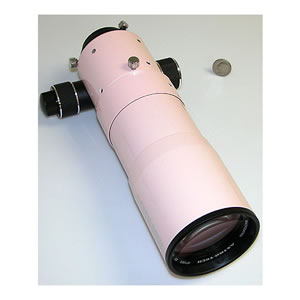 Astronomy Technologies Astro-Tech AT72ED 72mm f/6 ED doublet refractor, pink tube