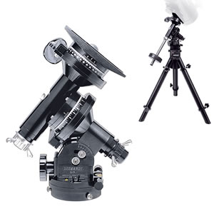 Losmandy G-11 Equatorial Mount, Digital Drive, Weight Shaft, FHD-MA Tripod and 21 lb. weight