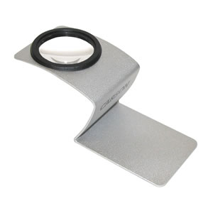 Carson Stand Loupe Magnifier Wave 5X
