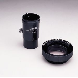 Meade Variable Polarizing Filter #905 Variable Polarizing Filter 1.25 Inch