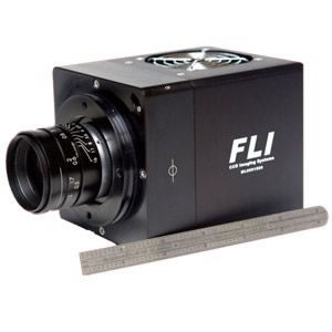 FLI MicroLine Fairchild Imaging CCD3041B1-BB CCD Camera w/65mm Shutter - Four Output