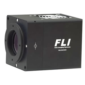 FLI MicroLine CCD Camera, KAF-8300 Color, NO MICROLENS, 41MM Shutter