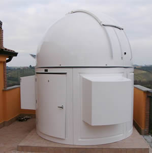 Sirius 2.3m Home Model Observatory
