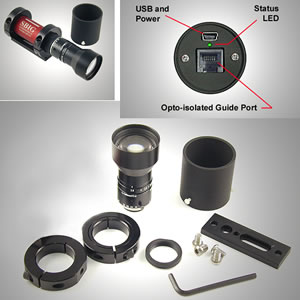 SBIG ST-i Guider Kit for CCD Cameras