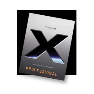 Software Bisque TheSkyX Professional Edition for Windows