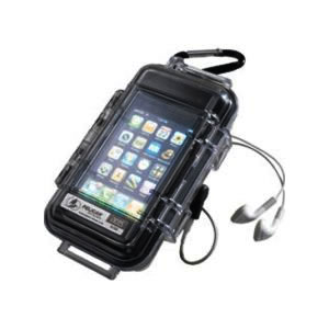 Pelican i1015 iPhone Case Clear With Liner