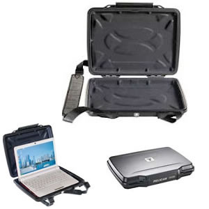 Pelican Hardback Case 1075 for Tablets and Netbooks