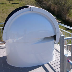 Technical Innovations RoboDome Observatory