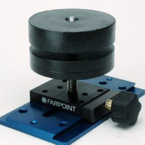 Farpoint Dovetail Counterweight System, 3 Pounds