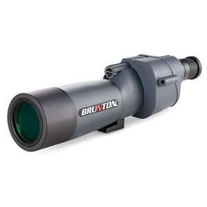 Brunton Eterna 62mm Spotting Scope with a straight eye piece