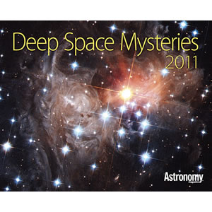 Kalmbach Deep Space Mysteries 2011 Calendar