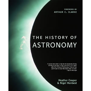 The History of Astronomy, Firefly Books