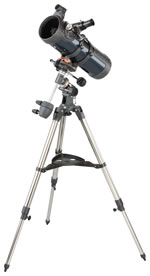 Celestron Telescope AstroMaster 114 EQFreight Included