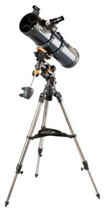 Celestron Telescope AstroMaster 130 EQFreight Included