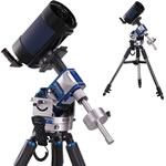 "Meade Schmidt Cassegrain 6"" SC Telescope with LX80 Multi-Mount"