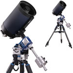 Meade LX80 AZ/EQ 10 inch Schmidt Cassegrain Telescope with Multi-Mount