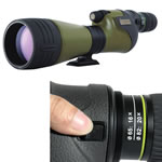 Vanguard Endeavor Series spotting scope, waterproof and fogproof 20-60x82 Straight
