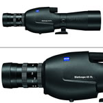 Zeiss Victory Diascope 65 T* FL 15-45X Spotting Scope Straight Black